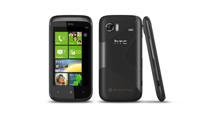 HTC 7 Mozart mobile phone – Based on Windows Phone 7 OS ...