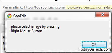 gooedit edit click