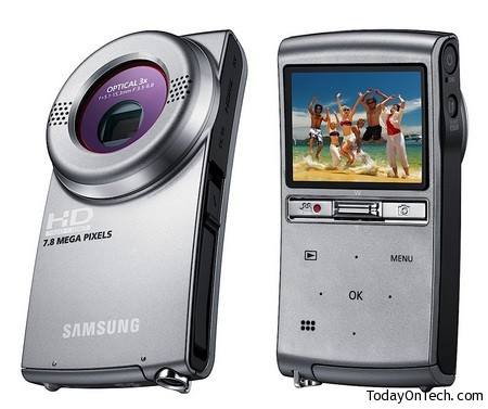 Samsung HMX U20 camcorder