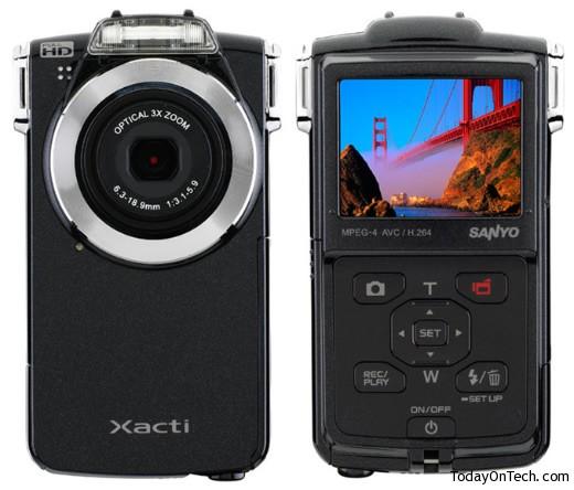 Sanyo VPC PD2BK camcorder