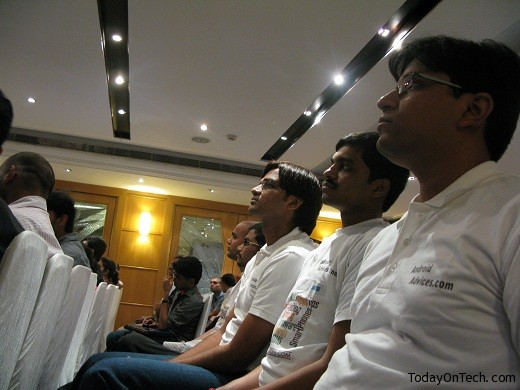 android advices team indiblogger meet