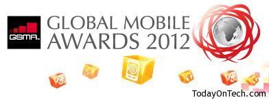 gsma awards winners 2012