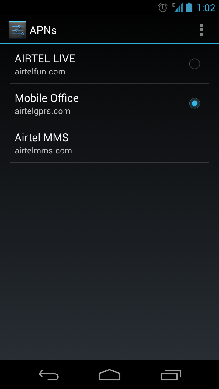 AT&T APN Settings, For Android, Tablet, iPhone & Galaxy