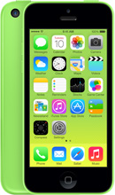 iPhone 5c green color