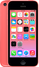 iPhone 5c pink color