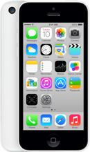iPhone 5c white color