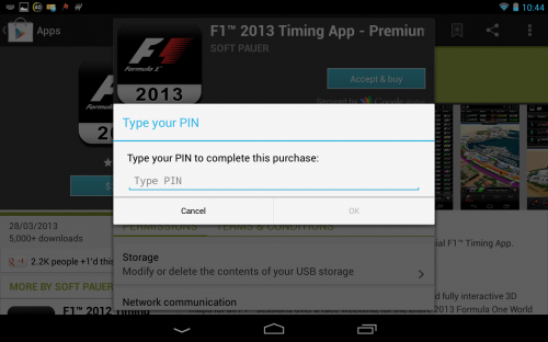 how to set up in app purchases android
