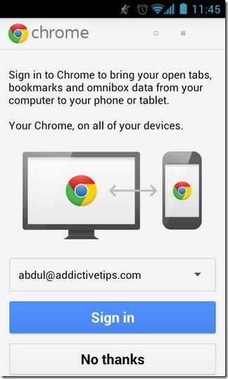 Review: Google Chrome Browser For Android