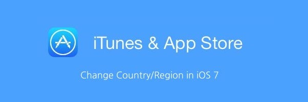 Change App Store Country or Region