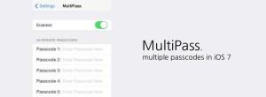 MultiPass Cydia tweak