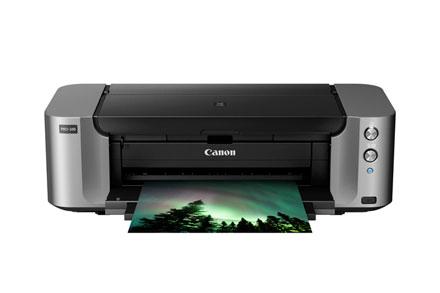 PIXMA PRO-100 Wireless Professional Inkjet Printer